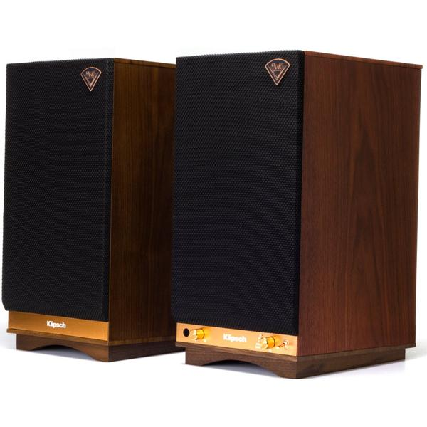 Modern Hifi klipsch the sixes deliver modern comforts with vintage styling