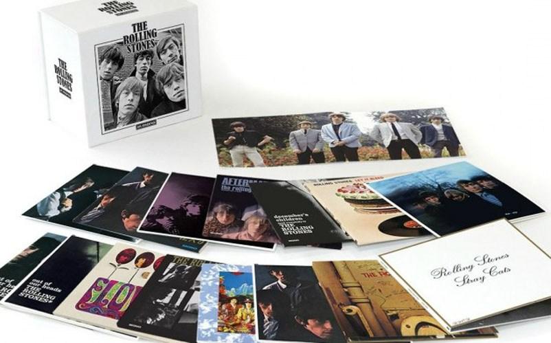 The Long Awaited Rolling Stones Mono Boxset On Vinyl